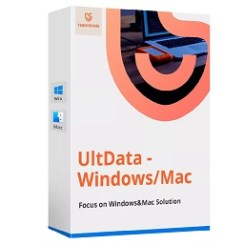 Tenorshare UltData Crack For Windows 9.4.1.6 + Key [Latest]