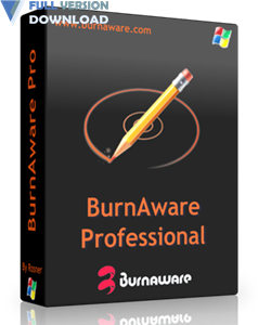 BurnAware Professional Crack 14.1 Full Version [Latest]
