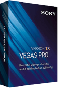 Sony Vegas Pro Crack 18.0.0.482 With Serial Number [2021]