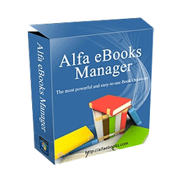Alfa eBooks Manager Crack 8.4.69.1 With License Key 2021