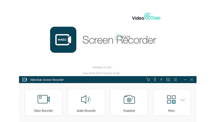 VideoSolo Screen Recorder Crack
